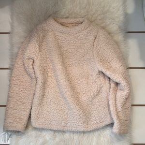 Cozy Teddybear Sweater